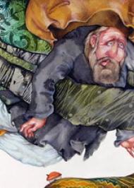 Як Брехач і Побрехач пана обікрали, а попа живого вкрали