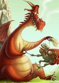 Місце для дракона