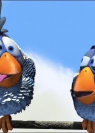 Як птахи гуртом орали