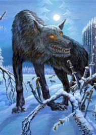 Кривий вовк