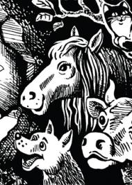 Як вільха коня купувала